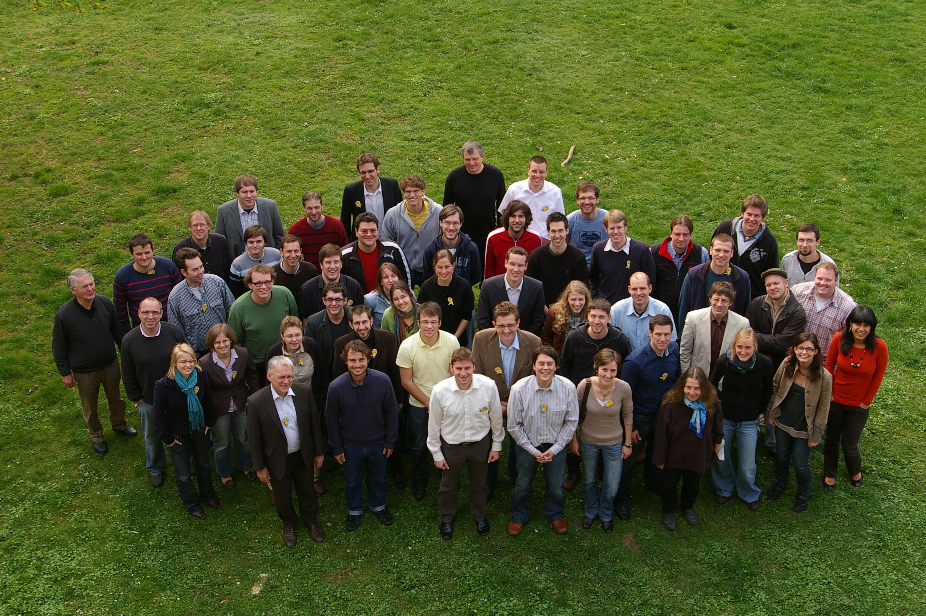 Teilnehmer der Jahrestagung in Gießen 2010