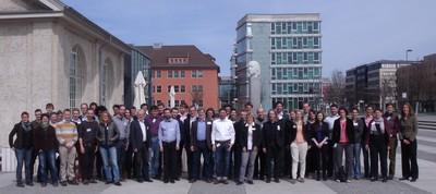Teilnehmer der Jahrestagung in Berlin 2013